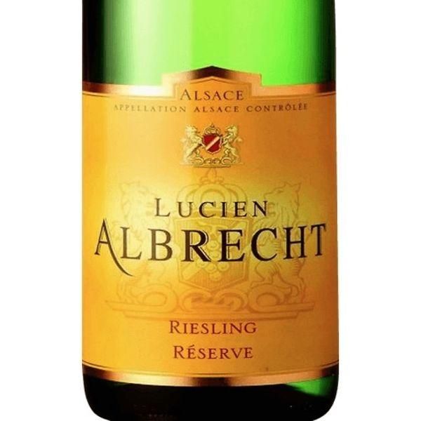 Lucien Albrecht Lucien Albrecht Riesling Reserve 2018<br />Alsace, France
