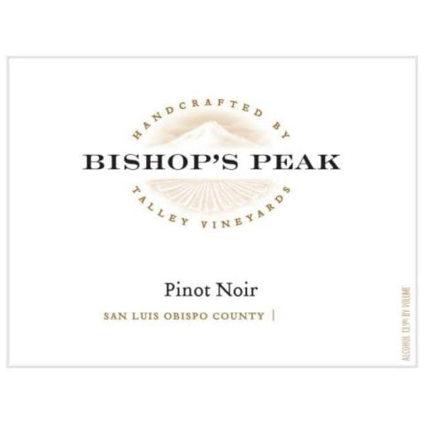 Talley Vineyards Talley Vineyards Bishop's Peak Pinot Noir 2017<br /> Central Coast, California