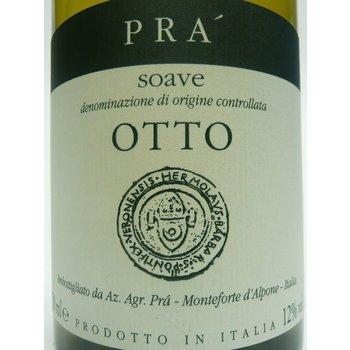 PRA Pra Otto Soave Classico 2018<br />Veneto, Italy<br /> 90pts-WS