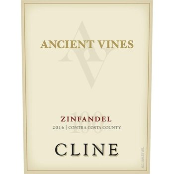 Cline Cline Ancient Vines Zinfandel 2017<br />