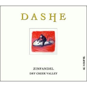 Dashe Dashe Dry Creek Zinfandel 2015<br />