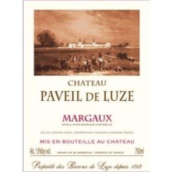 Ch Paveil De Luze Ch Paveil de Luze Margaux 2015 Bordeaux, France