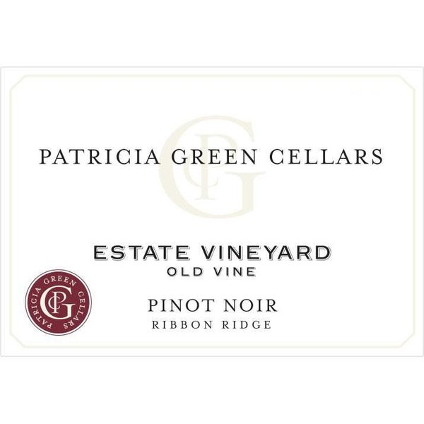 Patricia Green Patricia Green Cellars Estate Old Vine Pinot Noir 2018<br />