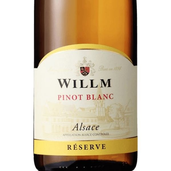 Willm Reserve Pinot Blanc 2018<br /> Alsace, France