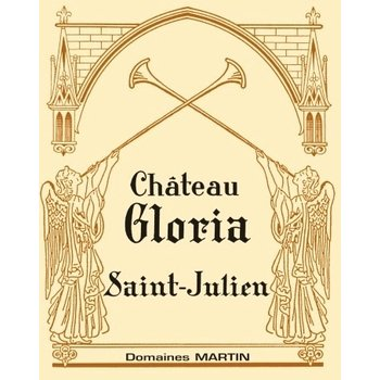 Ch Gloria Red Bordeaux 2016<br />