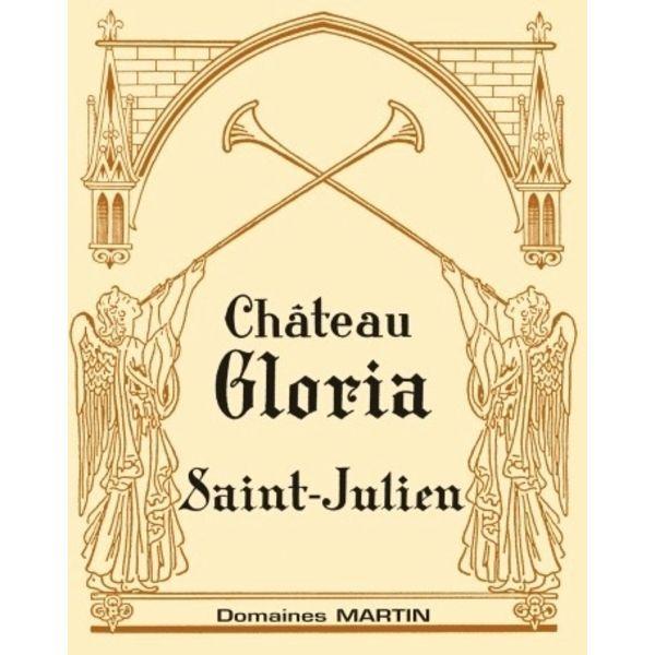Ch Gloria Red Bordeaux 2016<br />Bordeaux, France<br /> 96pts-V