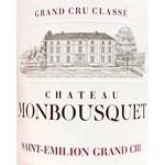 Chateau Monbousquet<br /> Bordeaux Red 2016<br /> St. Emilion, Bordeaux, France <br /> 95pts-JS, 95pts-WS, 94pts-WE