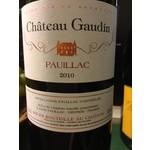 Chateau Gaudin Pauillac 2018<br /> Bordeaux, France