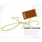 Siegel Siegel Reserve Cabernet Sauvignon 2016<br />Colchagua Valley, Chile