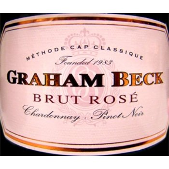Graham Beck Sparkling Brut Rose<br /> South Africa