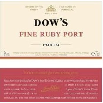 Dows Dows Fine Ruby Port<br />