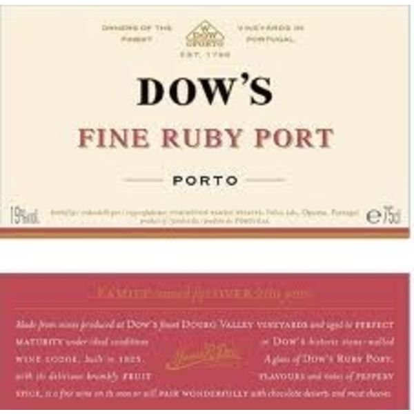 Dows Dow's Fine Ruby Port<br />