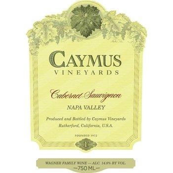 Caymus Caymus Cabernet Sauvignon 2016<br /> 1.5 Liter<br /> Napa, California