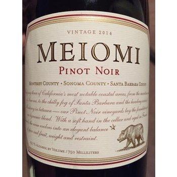 Meiomi Meiomi Pinot Noir 2018  California