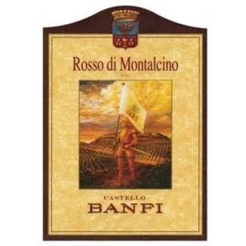 Banfi Banfi Rosso di Montalcino 2018<br />Tuscany, Italy