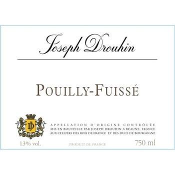 Drouhin Joseph Drouhin Pouilly Fuisse 2017<br />Burgundy, France