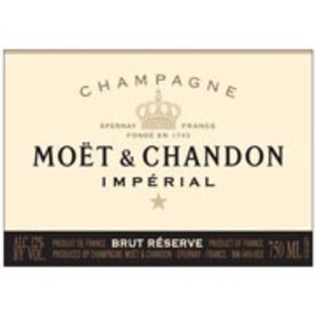 Moet Chandon Moet Chandon Imperial Non Vintage Champagne<br />
