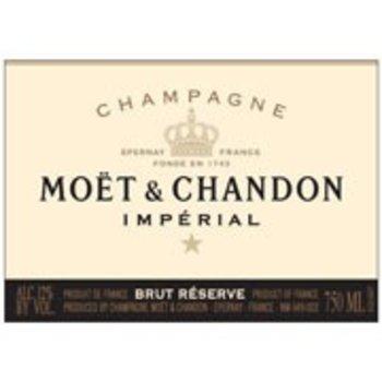 Moet Chandon Moet Chandon Imperial Non Vintage Champagne<br />Champagne, France