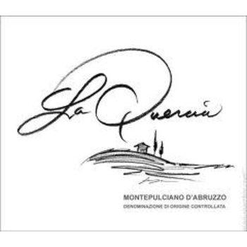 La Quercia La Quercia Montepulciano d' Abruzzo 2018<br />ORGANIC<br />Abruzzo, Tuscany