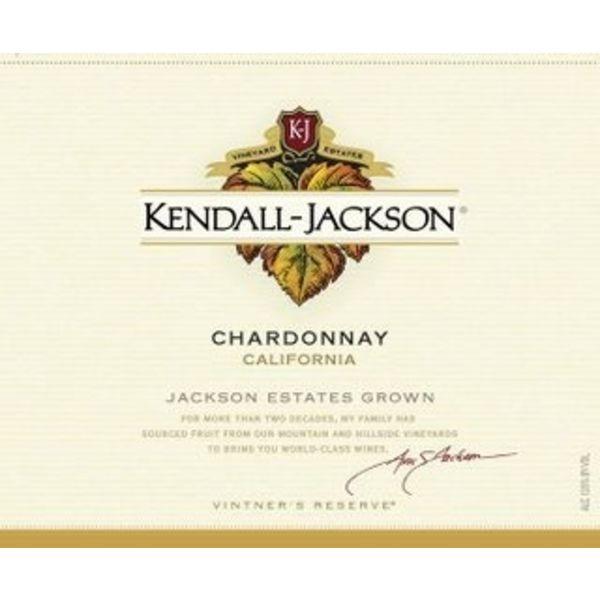 Kendall Jackson Kendall Jackson Chardonnay 2019<br /> 375ml  <br />California