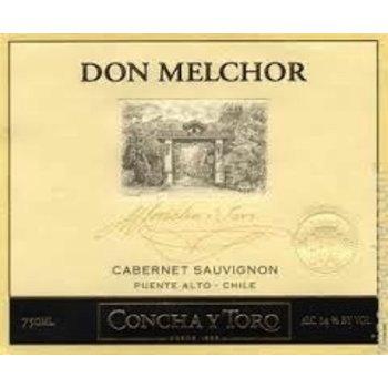 Concha y Toro Concha Y Toro Don Melchor Cabernet Sauvignon 2017<br />Puente Alto, Chile<br /> 98pts-JS, 96pts-WS, 94pts-WE