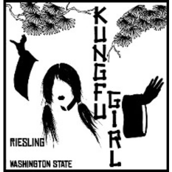 Charles Smith Charles Smith Kung Fu Girl Riesling 2017<br />