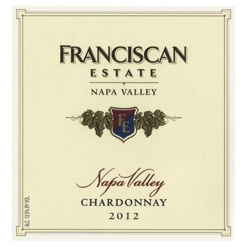 Franciscan Franciscan Estate Chardonnay 2016  <br /> Napa, California