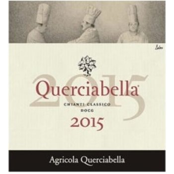 Agricloa Querciabella Agricola Querciabella Chianti Classico 2015<br /> Tuscany, Italy <br /> 92pts-JS, 92pts-WS, 90pts-WA