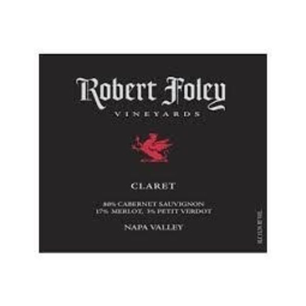 Robert Foley Robert Foley Claret 2014 <br /> Napa, California