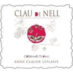 Anne Claude Leflaive Clau de Nell Cabernet Franc 2015<br /> Loire, France
