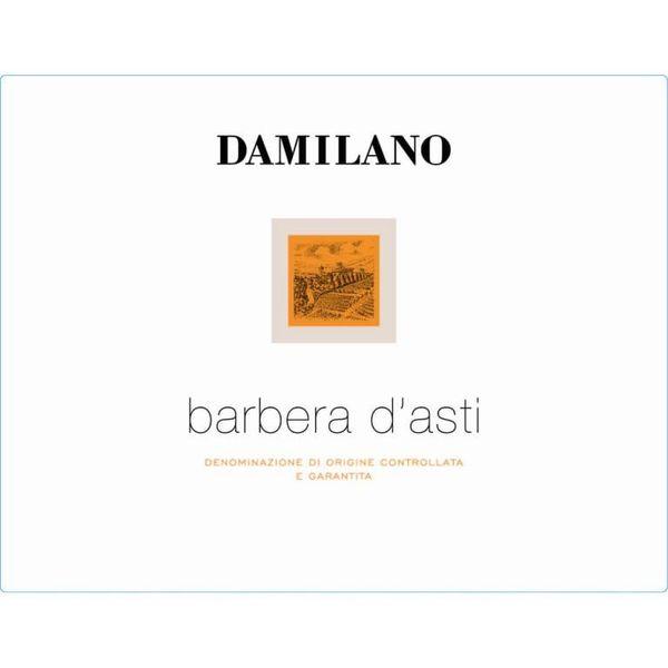 Damilano Barbera D&#039;Asti 2016<br />Peidmont, Italy<br /> 90pts-WS