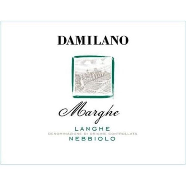 Damilano Marghe Nebbiolo 2015<br /> Piedmont, Italy<br /> 91pts-WA