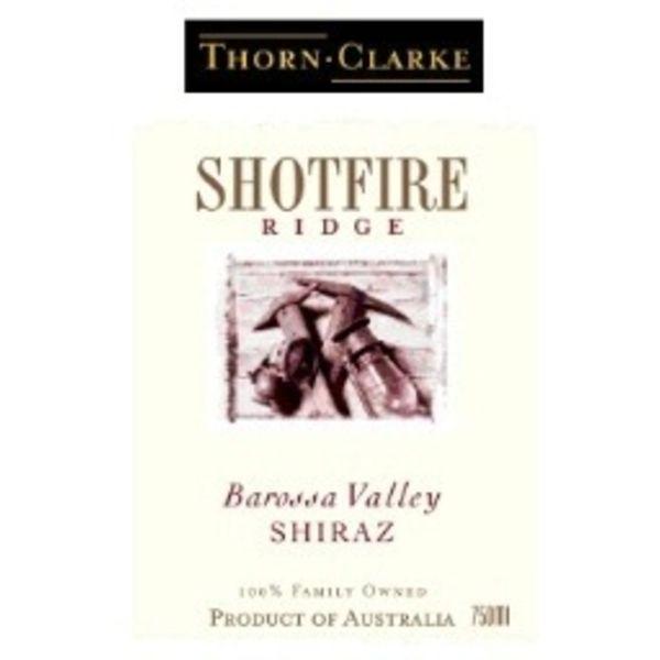 Thorn Clarke Thorn Clarke Shotfire Ridge Shiraz 2018<br />Australia