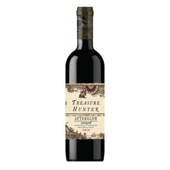 Treasure Hunter Treasure Hunter Afterglow Merlot 2016<br /> Walla Walla Valley, Washington