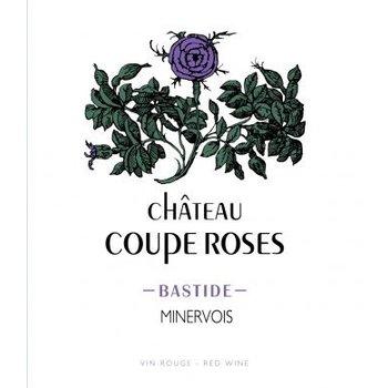 Ch Coupe Roses Minervois Cuvee La Bastide 2018<br />Languedoc, France
