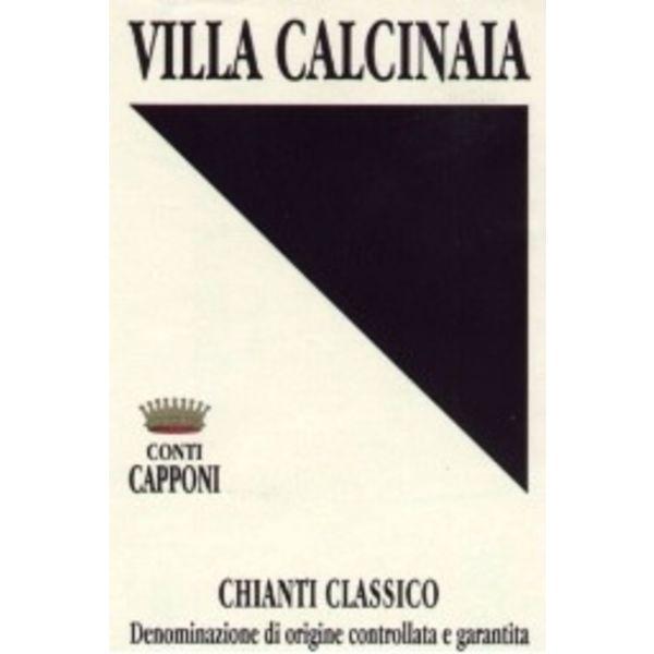 Villa Calcinaia Chianti Classico 2017<br /> Tuscany, Italy