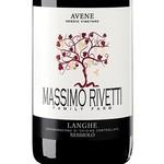 Massimo Rivetti Family Farm Avene Nebbiolo 2018<br /> Piedmont, Italy