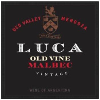 Luca Luca Old Vine Malbec 2018 <br /> Mendoza, Argentina <br /> 93pts-WE, 94pts-JS