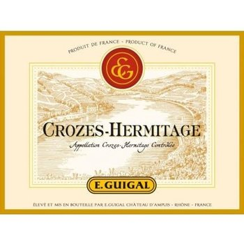 Guigal E. Guigal Crozes Hermitage Rouge 2017<br />Rhone, France