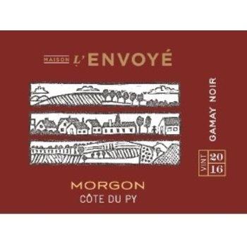 Maison L&#039;Envoye Maison L&#039;Envoye Morgon Cote du Py 2016<br /> Beaujolais, Burgundy, France<br /> 90pts-WS