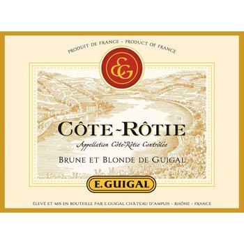 Guigal E. Guigal Cote Rotie Brune et Blonde 2015<br />Rhone, France<br /> 93pts-WA