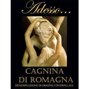 "Nespoli ""Adesso"" Cagnina Di Romagna 2019 Sweet Red (Refosco Grape).<br />