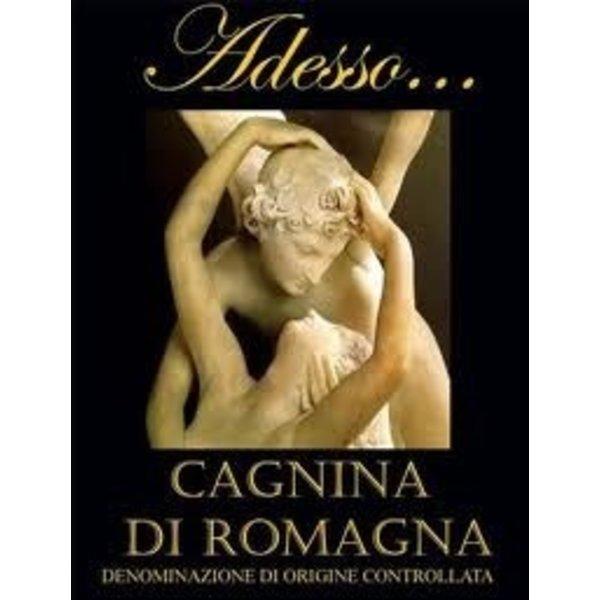 "Nespoli ""Adesso"" Cagnina Di Romagna 2020 Sweet Red (Refosco Grape).<br />Grown only in Romagna Region, Italy"