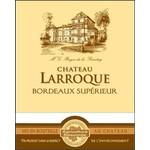 Ch Larroque Bordeaux Superieur Rouge 2016<br /> Bordeax, France