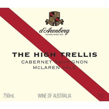d'Arenberg The High Trellis Cabernet Sauvignon 2015<br /> McLaren Vale, Australia<br /> 92pts-JS