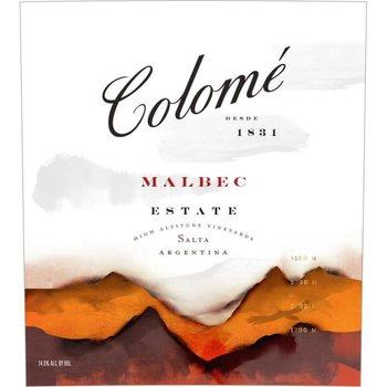Colome Colome Estate Malbec 2015<br />Argentina