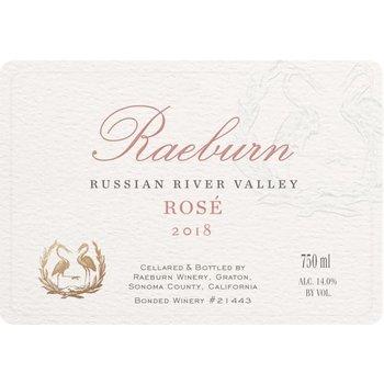 Raeburn Rose 2018<br /> Russian River, Sonoma County, California