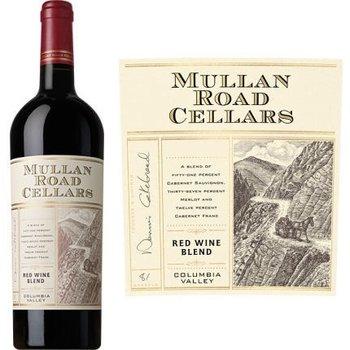 Mullan Road Cellars Red Blend 2015<br /> Columbia Valley, Washington