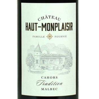 Ch Haut-Monplaisir Tradition Malbec 2015<br /> Cahors, France