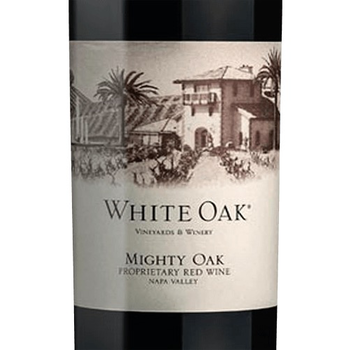 White Oak White Oak Mighty Oak Proprietary Red 2014<br /> Napa Valley, California